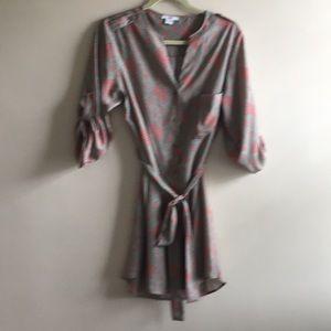 Bar III Shirtdress Tunic